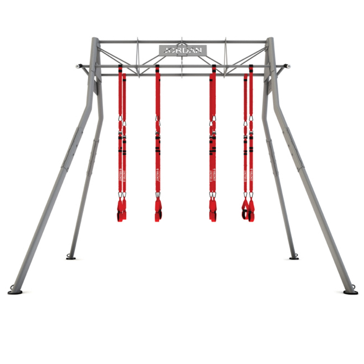 2m Suspension Training Station (Up to 4 Users)