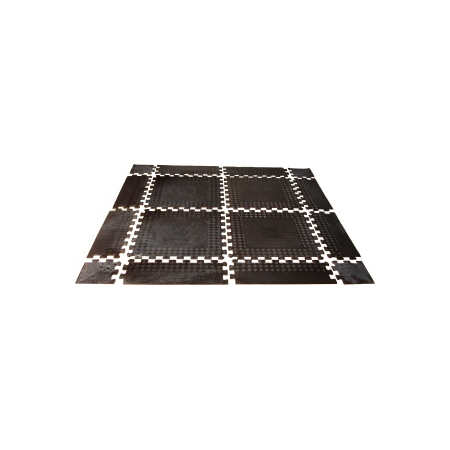 Heavy Duty Rubber Gym Flooring Pack (12mm)